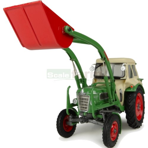 Fendt Farmer 2 with Cabin and Front Loader (Universal Hobbies 4946)