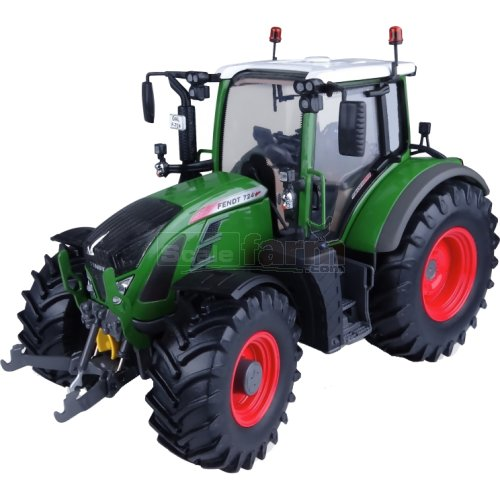 Fendt 724 Vario Tractor (2017) 'Nature Green' (Universal Hobbies 5231)