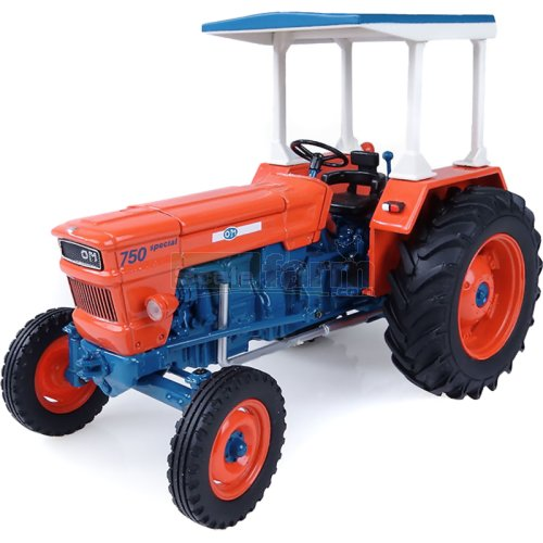 OM 750 Special Tractor with Canopy (Universal Hobbies 5233)