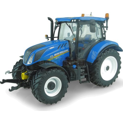 New Holland T6.165 Tractor Dynamic Command (2017 Version) (Universal Hobbies 5263)