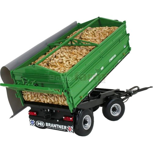 Brantner Z18051 XXL Tipper Trailer with Sugar Beet Crop (Universal Hobbies 5268)