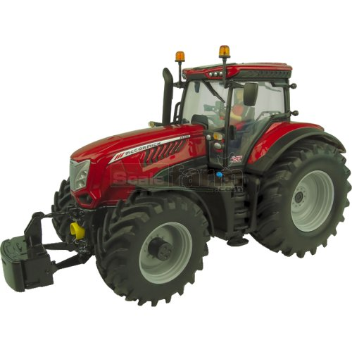 McCormick X8.680 VT-DRIVE Tractor - Limited Edition Metallic Red (Universal Hobbies 5301)
