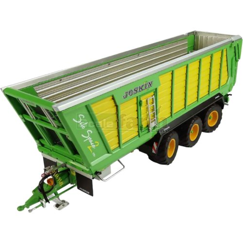 Joskin Silo Space 2 Silage Trailer (Universal Hobbies 5336)