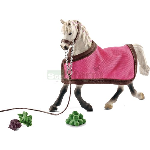 Arabian Mare with Blanket (Schleich 41447)
