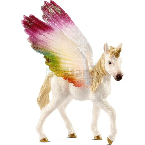 Schleich Bayala World Of Elves Model 70530 Marween/'s Striped Foal